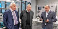 Президент Республики Армения ознакомился с разработками Сколтеха в области 5G и 6G