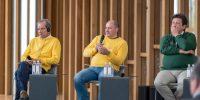Дмитрий Лаконцев рассказал участникам экосистемы Сколково о прорывных разработках Сколтеха в области 5G и 6G