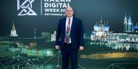 Дмитрий Лаконцев посетил Kazan Digital Week 2021